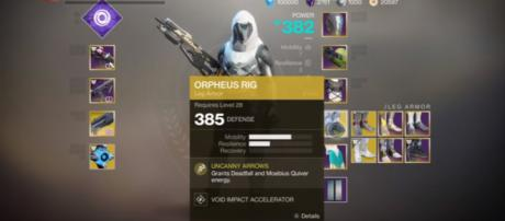 Exotics got buffed in the recent Destiny 2 update. [Image source: Donnie Giarrtano/YouTube]