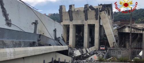 Crollo ponte Morandi, un ingegnere non esclude la tesi dell'attentato