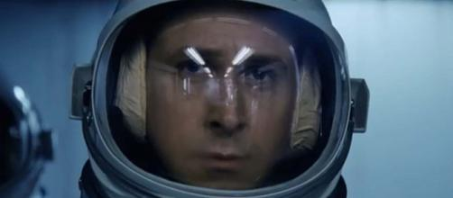 """""""First Man"""" was the first film to premiere at the Venice Film Festival to great reviews. [Image Universal PIctures/YouTube]"""