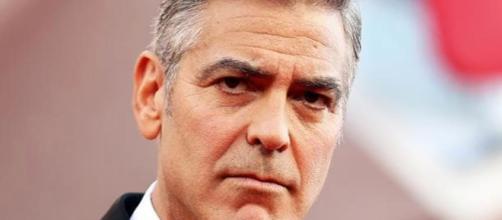 George Clooney, giallo al party di fine riprese