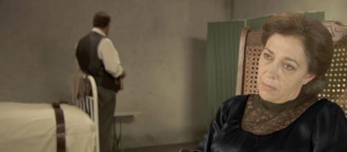 Il Segreto, Francisca in manicomio