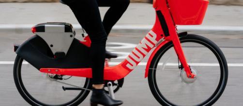 Jump, la bici elettrica di Uber