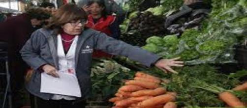 Las autoridades de salud han intensificado las actividades de vigilancia en los expendios de alimentos