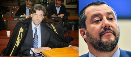 Matteo Salvini indagato per altri due reati dalla procura di Agrigento