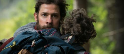 "Paramount Films confirms that ""A Quiet Place"" sequel is on the books. Photo: Collider - YouTube"