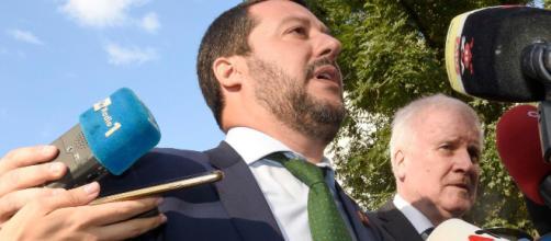 """Salvini: """"Diciotti? Nessuno scontro, ma tiro dritto. Entro l ... - newsstandhub.com"""
