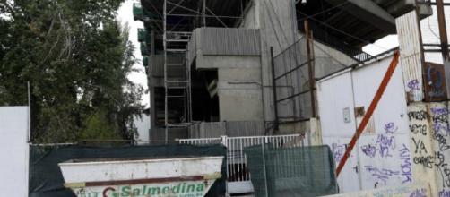 Según El Mundo, la ITE del Estadio de Vallecas en 2012 no fue aprobada