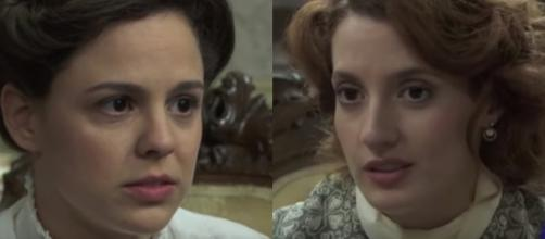 Una Vita: Adela fugge dal convento e trova alloggio da Celia.