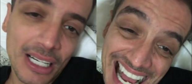 Leo Dias desabafou nas redes sociais