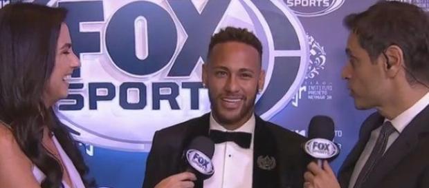 NeymarJr en espera de llegar al Real Madrid
