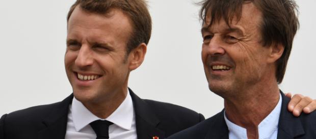 "Nicolas Hulot est ""un homme libre"", dit Emmanuel Macron - rtl.fr"