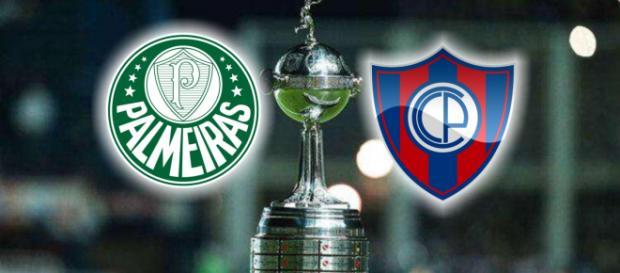 Palmeiras recebe o Cerro Porteño na noite de hoje