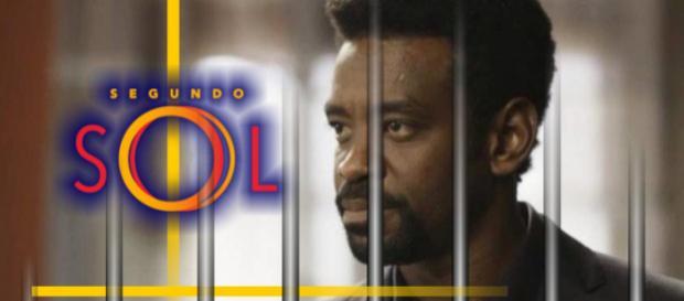 Roberval poderá ser preso nos próximos capítulos da novela Segundo Sol