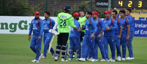 Afghanistan vs Ireland highlights: (Image Credit: ICC/Twitter)
