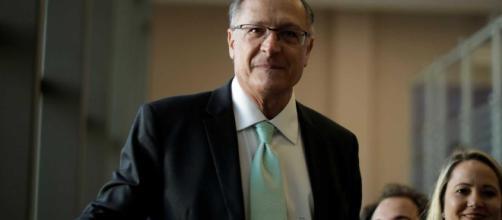 Alckmin teve seu registro de candidatura aprovado pelo TSE nesta sexta-feira (31)