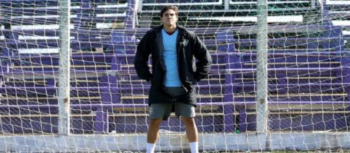 Artilheiro do Flu na temporada, Pedro vem chamando atenção de grandes clubes do exterior (Foto: Lucas Merçon)