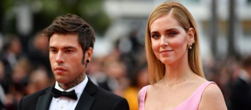 Chiara Ferragni a Cannes 2018, abito rosa da principessa e Fedez ... - fanpage.it