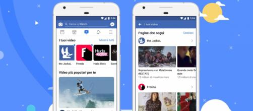 Facebook Watch: arriva in Italia la TV del social network - Digitalic - digitalic.it