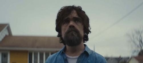 "GOT star Peter Dinklage stars in ""I Think We're Alone Now,"" an apocalyptic drama. [Image Momentum Pictures/YouTube]"