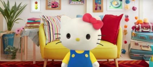 Hello Kitty já lançou o primeiro vídeo de seu canal no YouTube