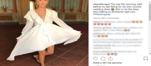 Matrimonio Fedez e Chiara in diretta sui social sabato 1 settembre