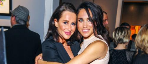 Meghan Markle viaja a Toronto y se hospeda con su amiga Jessica Mulroney.