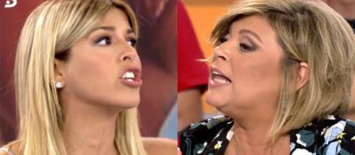 Oriana Marzoli discute debido a que Terelu dice que es una mala influencia para Alejandra
