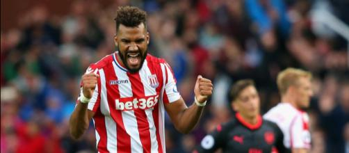 Stoke enjoying chaos factor of Choupo-Moting - premierleague.com