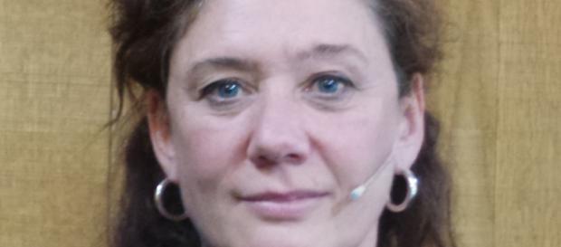 La periodista Cristina Fallarás