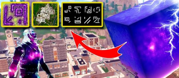 Tilted Towers could be destroyed soon. [Image Source: Fun of Fortnite - YouTube]