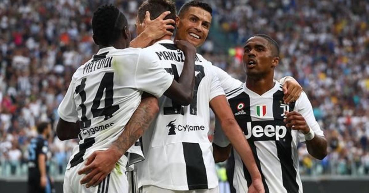Parma-Juventus, diretta streaming in esclusiva su Dazn ...