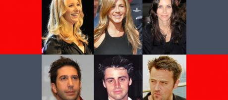 """Jennifer Aniston has been discussing a reboot of """"Friends"""" with two co-stars. [Image various/Wikimedia]"""