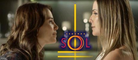 Laureta tenta impedir que Karola mate o filho de Rosa