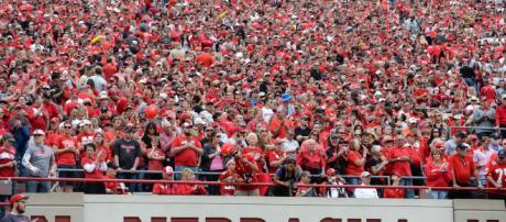 Nebraska football target gets new offer. [Image via HuskersOnline/YouTube]