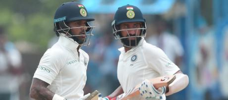 The decision to not play Cheteshwar Pujara proved costly for India (Image Cr: BCCI/Twitter)