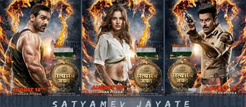 2018 Film Satyamev Jayate (Image Bollywood Hungama/Twitter)