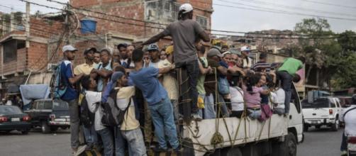 Famosas perreras que transportar los ciudadanos venezolanos