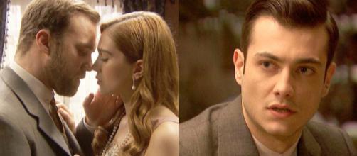 Il Segreto: passione proibita tra Fernando e Julieta