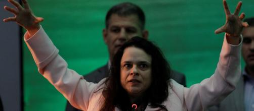 Janaína Paschoal recusa ser Vice de Bolsonaro