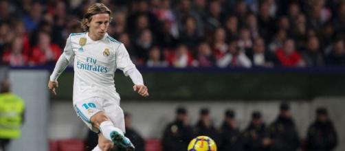 Luka Modric, sempre più insistenti le voci del suo addio al Real Madrid, l'Inter sta alla finestra
