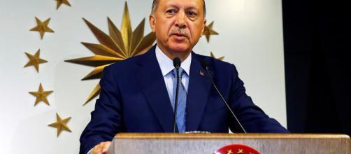 Recep Tayyip Erdogan pidió congelar los bienes en Turquía