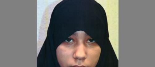 Safaa Boular, 18, is the youngest wman convicted of terror act in UK - Image credit- Metropolitan Police | London