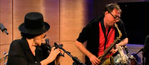 Yoko Ono and John Zorn: Improvisation, Live in The Greene Space ... - youtube.com