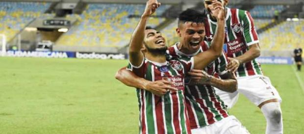 Fluminense se prepara para encarar o Bahia pelo Campeonato Brasileiro (Foto: Lucas Merçon)