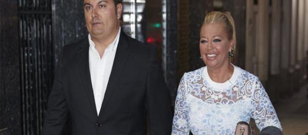 La princesa del pueblo disfruta de sus vacaciones en Nueva York al lado de su novio Miguel