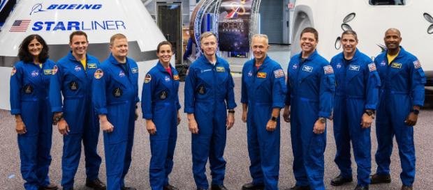 Meet Nasa's commercial flight astronauts (Image via NASA.Gov.in)