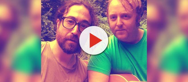John Lennon and Paul McCartney's sons take viral Instagram selfie