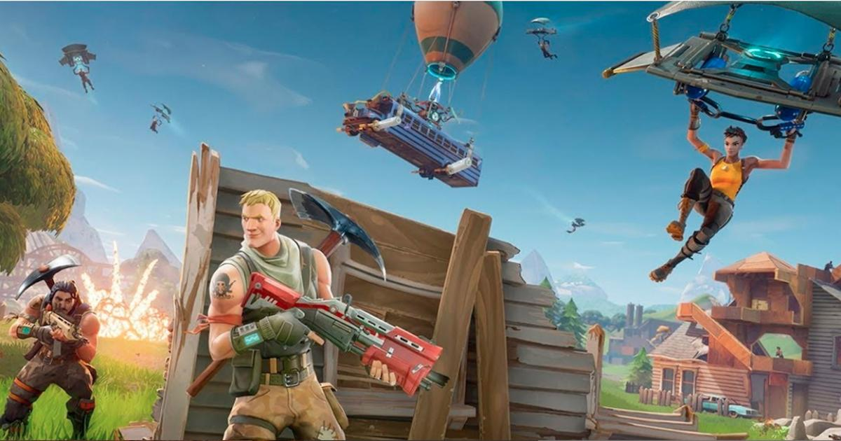 requirements for fortnite on pc