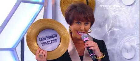 Márcia revela possível campeão do Campeonato Brasileiro