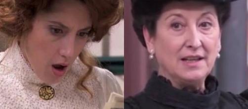 Anticipazioni Una Vita: Celia dà scandalo ad Acacias 38 a causa di Ursula